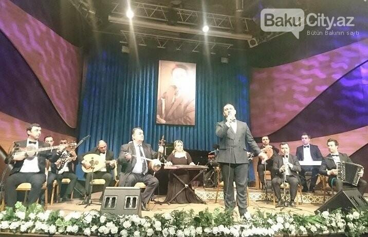 Bakıda görkəmli şairin xatirəsinə  konsert həsr edildi - FOTO, fotoşəkil-3