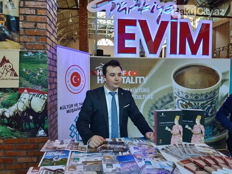 """Bakıda möhtəşəm """"Coffee & Tea Festival""""ı davam edir - FOTO, fotoşəkil-4"""