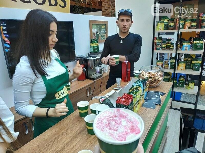 """Bakıda möhtəşəm """"Coffee & Tea Festival""""ı davam edir - FOTO, fotoşəkil-14"""