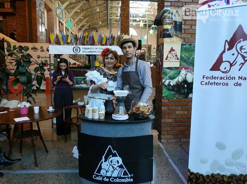 """Bakıda möhtəşəm """"Coffee & Tea Festival""""ı davam edir - FOTO, fotoşəkil-15"""