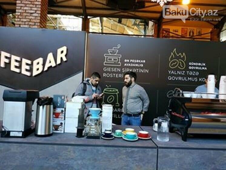 """Bakıda möhtəşəm """"Coffee & Tea Festival""""ı davam edir - FOTO, fotoşəkil-7"""