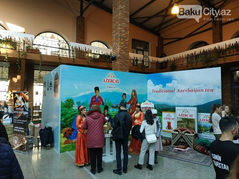 """Bakıda möhtəşəm """"Coffee & Tea Festival""""ı davam edir - FOTO, fotoşəkil-19"""