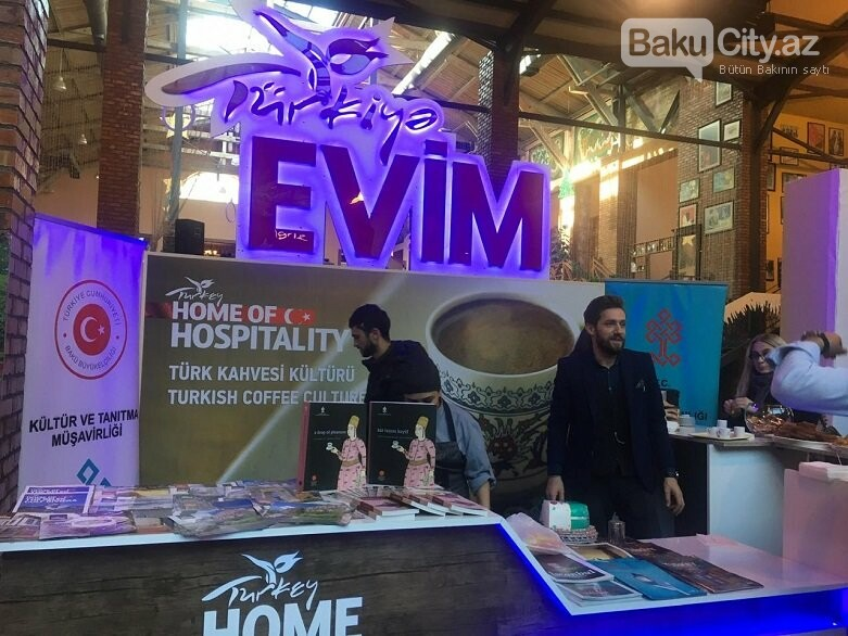 """Bakıda möhtəşəm """"Coffee & Tea Festival""""ı davam edir - FOTO, fotoşəkil-6"""