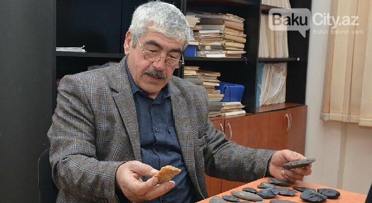Abşeronda paleolit dövrünə aid yeni abidələr tapıldı - FOTO, fotoşəkil-6