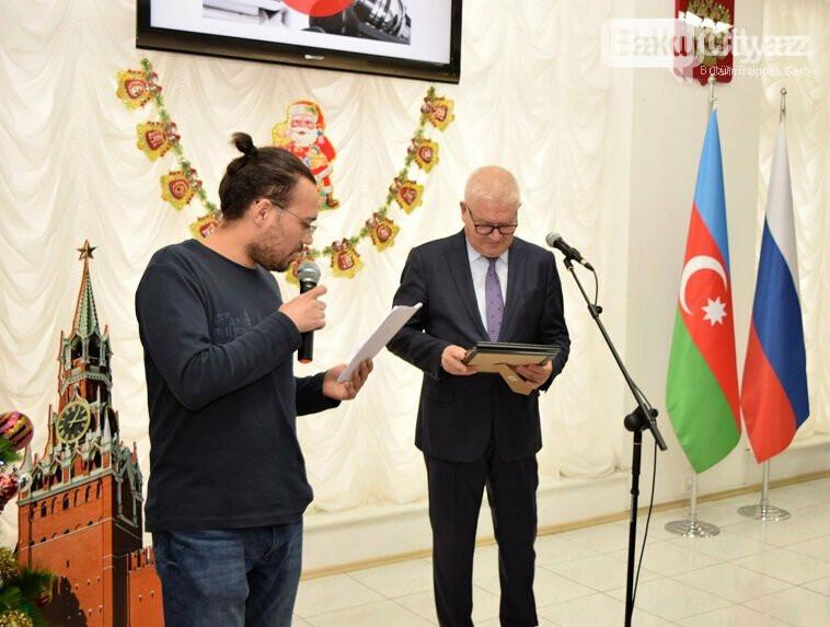 Bakıda Rusiya mətbuat günü keçirildi - FOTO/VİDEO, fotoşəkil-1
