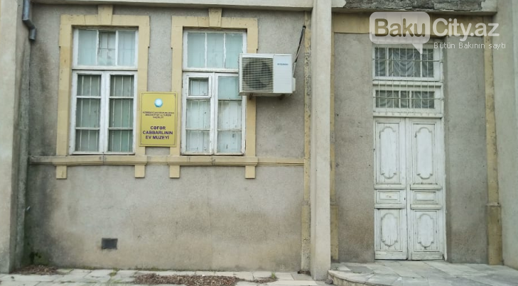 Bakıda Cəfər Cabbarlının ev muzeyi baxımsız vəziyyətdədir - ARAŞDIRMA, fotoşəkil-1