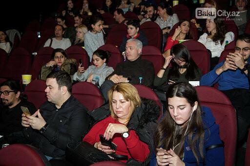 """""""Park Cinema"""" """"Cazibə dənizi""""nin nümayişinə başladı - FOTO/VİDEO, fotoşəkil-1"""