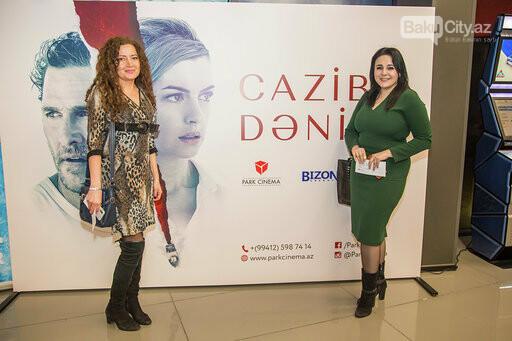 """""""Park Cinema"""" """"Cazibə dənizi""""nin nümayişinə başladı - FOTO/VİDEO, fotoşəkil-10"""