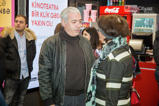 """""""Park Cinema"""" """"Cazibə dənizi""""nin nümayişinə başladı - FOTO/VİDEO, fotoşəkil-20"""