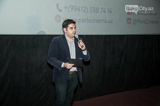 """""""Park Cinema"""" """"Cazibə dənizi""""nin nümayişinə başladı - FOTO/VİDEO, fotoşəkil-22"""