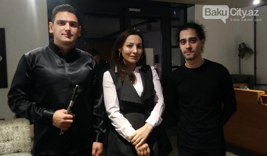 Bakıda Cavad Cavadzadənin musiqi axşamı keçirildi - FOTO/VİDEO, fotoşəkil-1