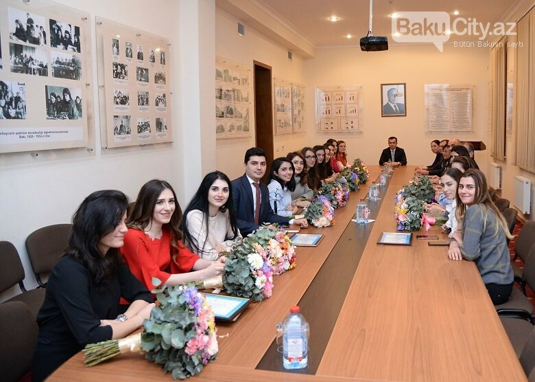 Bakıda Gənclər Günü qeyd olunub - FOTO, fotoşəkil-2