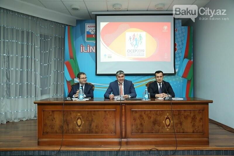 Bakıda Gənclər Olimpiya Festivalı keçiriləcək - FOTO, fotoşəkil-1