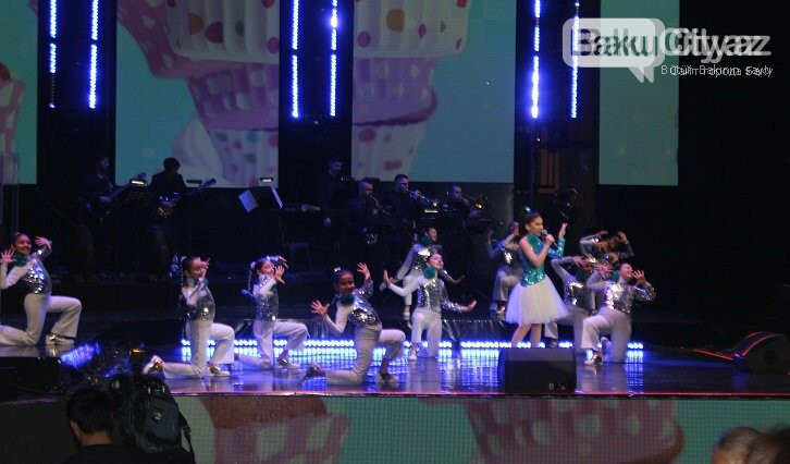 """Bakıda """"Zima"""" uşaq festivalının qala konserti keçirildi – FOTO, fotoşəkil-20"""