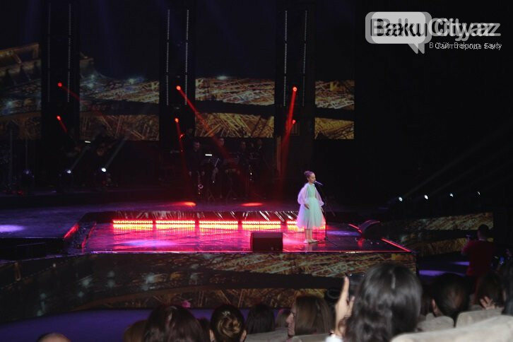 """Bakıda """"Zima"""" uşaq festivalının qala konserti keçirildi – FOTO, fotoşəkil-23"""