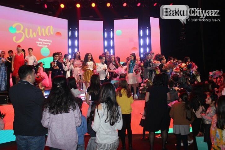 """Bakıda """"Zima"""" uşaq festivalının qala konserti keçirildi – FOTO, fotoşəkil-29"""