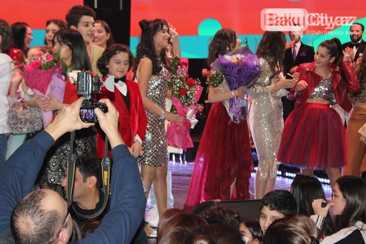"""Bakıda """"Zima"""" uşaq festivalının qala konserti keçirildi – FOTO, fotoşəkil-26"""