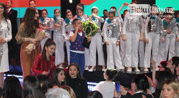 """Bakıda """"Zima"""" uşaq festivalının qala konserti keçirildi – FOTO, fotoşəkil-31"""