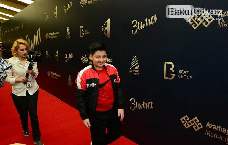 """Bakıda """"Zima"""" uşaq festivalının qala konserti keçirildi – FOTO, fotoşəkil-33"""