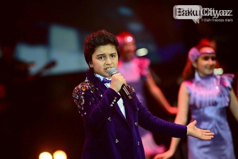 """Bakıda """"Zima"""" uşaq festivalının qala konserti keçirildi – FOTO, fotoşəkil-37"""
