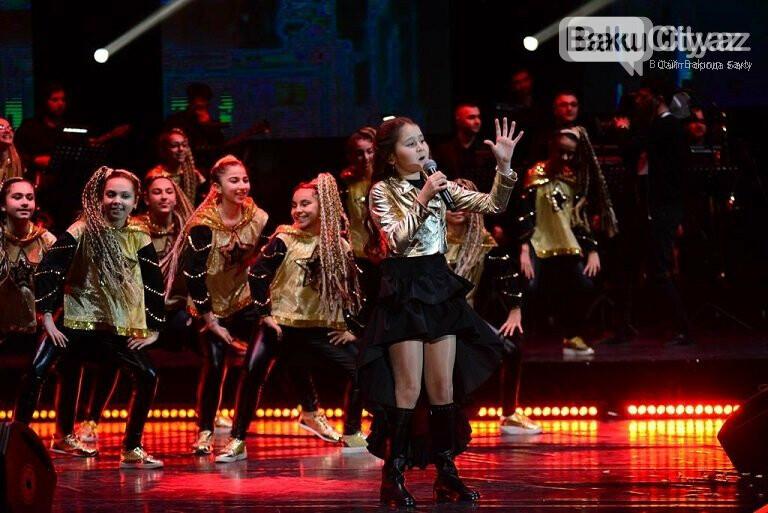 """Bakıda """"Zima"""" uşaq festivalının qala konserti keçirildi – FOTO, fotoşəkil-44"""