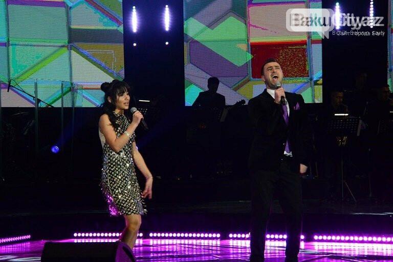 """Bakıda """"Zima"""" uşaq festivalının qala konserti keçirildi – FOTO, fotoşəkil-46"""