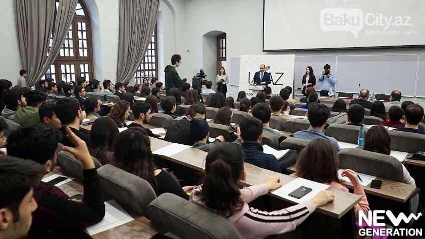 Startap və İnnovasiya Mərkəzi Bakıda memarandum imzaladı - FOTO, fotoşəkil-3