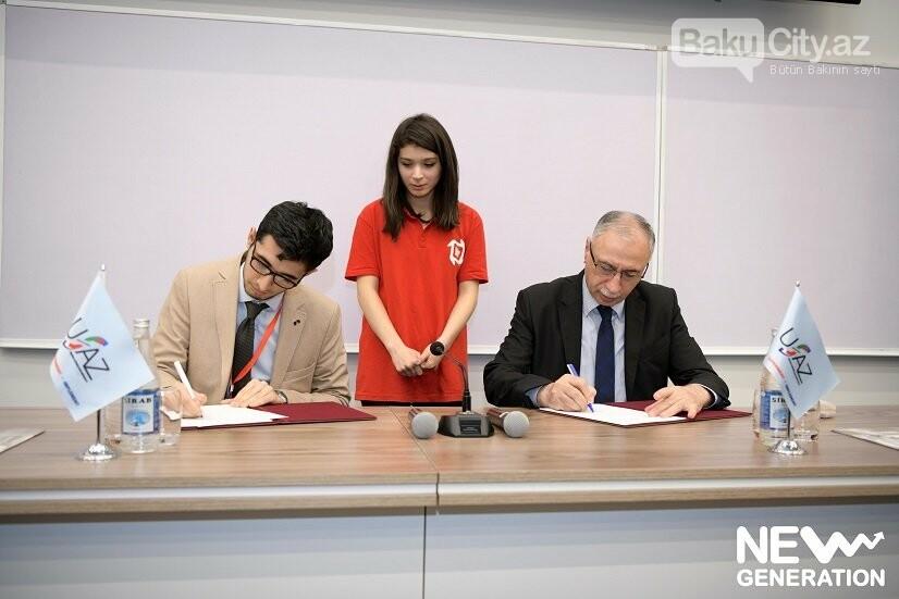 Startap və İnnovasiya Mərkəzi Bakıda memarandum imzaladı - FOTO, fotoşəkil-2