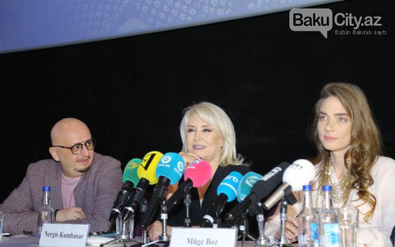 """Bakıda """"Çat Kapı aşk"""" filminin qala gecəsi keçirildi - FOTOREPORTAJ, fotoşəkil-4"""