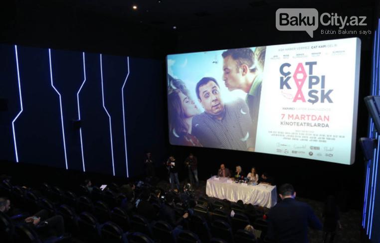 """Bakıda """"Çat Kapı aşk"""" filminin qala gecəsi keçirildi - FOTOREPORTAJ, fotoşəkil-6"""