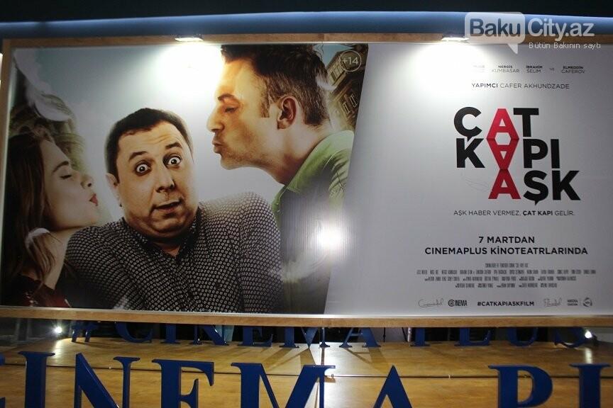 """Bakıda """"Çat Kapı aşk"""" filminin qala gecəsi keçirildi - FOTOREPORTAJ, fotoşəkil-8"""