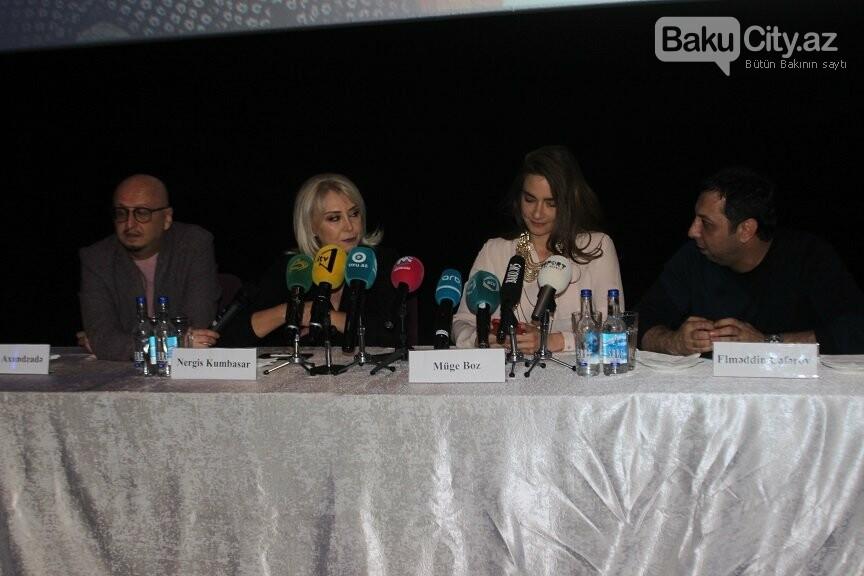 """Bakıda """"Çat Kapı aşk"""" filminin qala gecəsi keçirildi - FOTOREPORTAJ, fotoşəkil-10"""