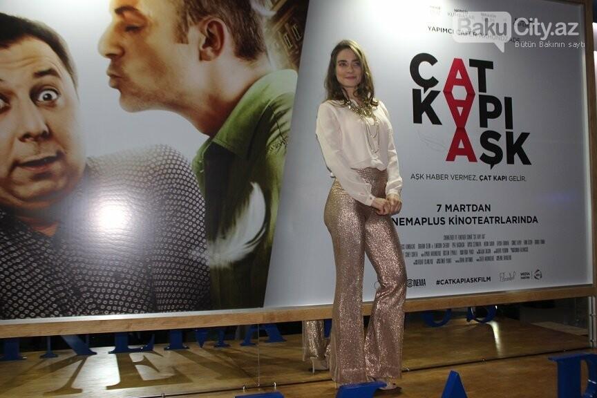 """Bakıda """"Çat Kapı aşk"""" filminin qala gecəsi keçirildi - FOTOREPORTAJ, fotoşəkil-12"""