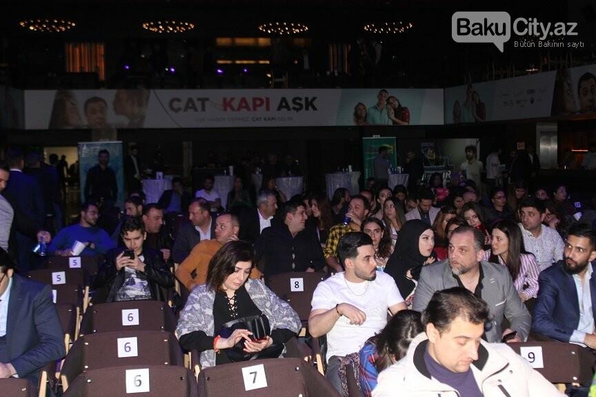 """Bakıda """"Çat Kapı aşk"""" filminin qala gecəsi keçirildi - FOTOREPORTAJ, fotoşəkil-18"""