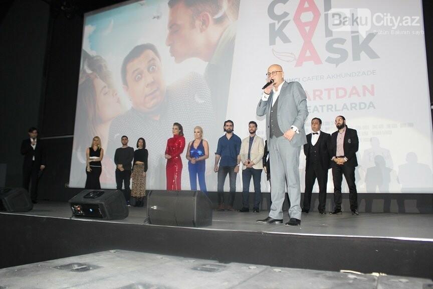 """Bakıda """"Çat Kapı aşk"""" filminin qala gecəsi keçirildi - FOTOREPORTAJ, fotoşəkil-29"""