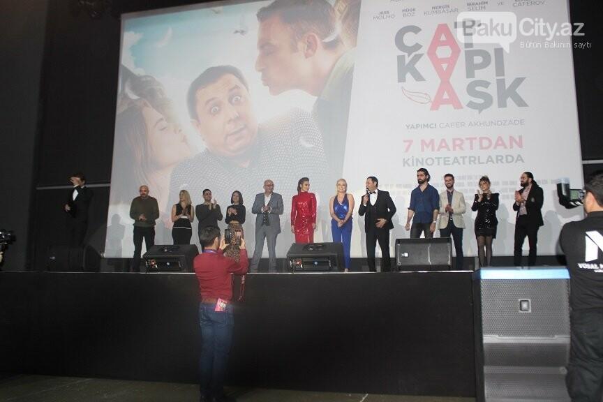 """Bakıda """"Çat Kapı aşk"""" filminin qala gecəsi keçirildi - FOTOREPORTAJ, fotoşəkil-31"""