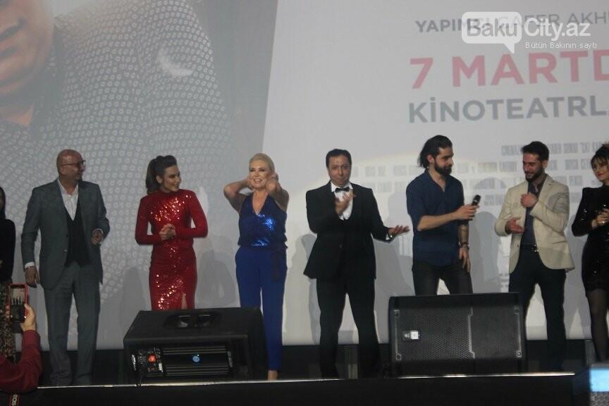 """Bakıda """"Çat Kapı aşk"""" filminin qala gecəsi keçirildi - FOTOREPORTAJ, fotoşəkil-32"""