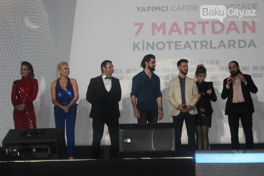 """Bakıda """"Çat Kapı aşk"""" filminin qala gecəsi keçirildi - FOTOREPORTAJ, fotoşəkil-33"""