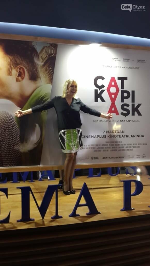 """Bakıda """"Çat Kapı aşk"""" filminin qala gecəsi keçirildi - FOTOREPORTAJ, fotoşəkil-44"""