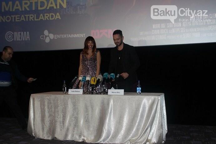 """Bakıda """"Öldür beni sevgilim"""" filminin təqdimatı keçirildi - FOTO, fotoşəkil-2"""