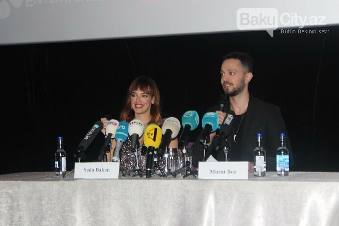 """Bakıda """"Öldür beni sevgilim"""" filminin təqdimatı keçirildi - FOTO, fotoşəkil-4"""