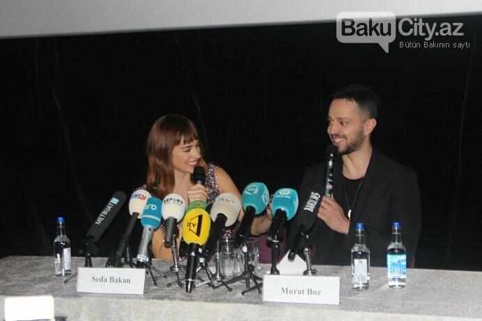 """Bakıda """"Öldür beni sevgilim"""" filminin təqdimatı keçirildi - FOTO, fotoşəkil-5"""