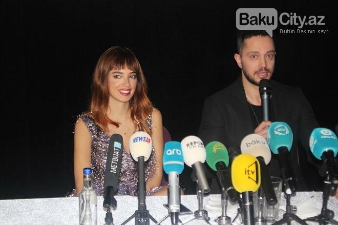 """Bakıda """"Öldür beni sevgilim"""" filminin təqdimatı keçirildi - FOTO, fotoşəkil-11"""