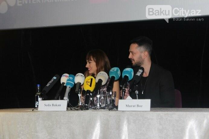 """Bakıda """"Öldür beni sevgilim"""" filminin təqdimatı keçirildi - FOTO, fotoşəkil-12"""