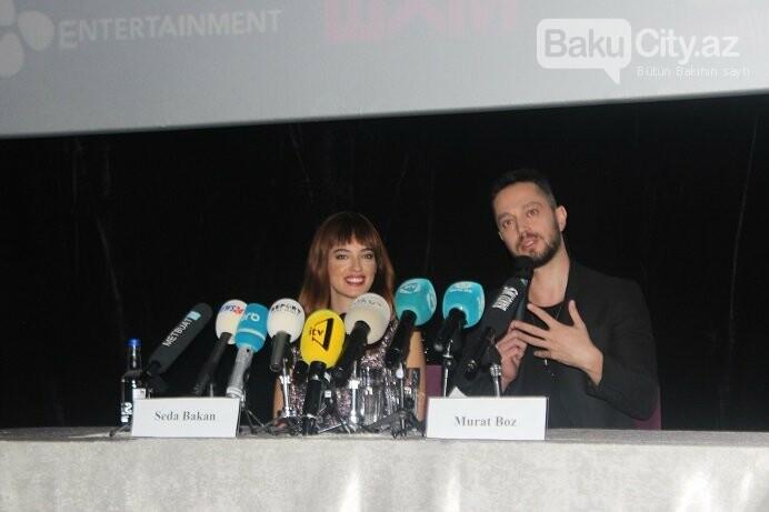 """Bakıda """"Öldür beni sevgilim"""" filminin təqdimatı keçirildi - FOTO, fotoşəkil-13"""
