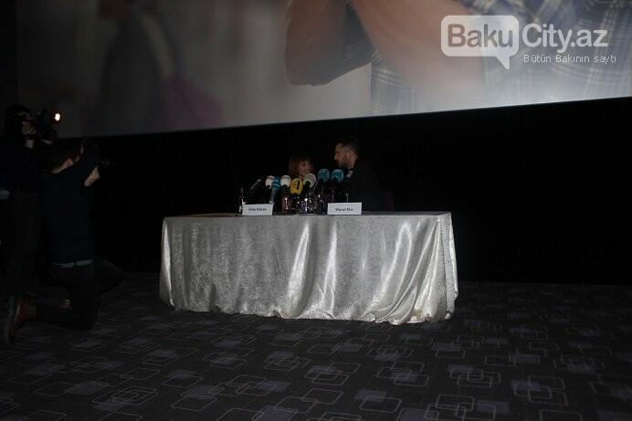 """Bakıda """"Öldür beni sevgilim"""" filminin təqdimatı keçirildi - FOTO, fotoşəkil-14"""