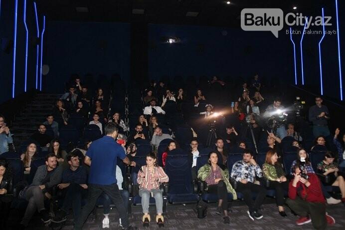 """Bakıda """"Öldür beni sevgilim"""" filminin təqdimatı keçirildi - FOTO, fotoşəkil-15"""