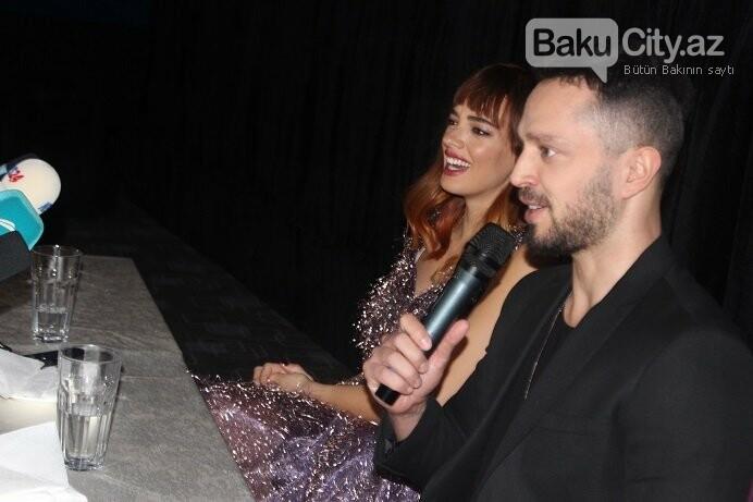 """Bakıda """"Öldür beni sevgilim"""" filminin təqdimatı keçirildi - FOTO, fotoşəkil-17"""