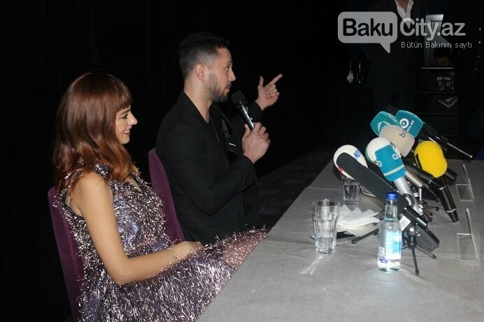 """Bakıda """"Öldür beni sevgilim"""" filminin təqdimatı keçirildi - FOTO, fotoşəkil-19"""