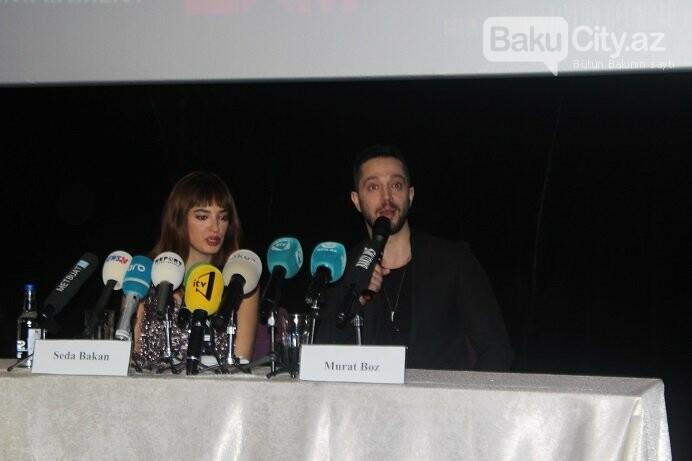"""Bakıda """"Öldür beni sevgilim"""" filminin təqdimatı keçirildi - FOTO, fotoşəkil-22"""